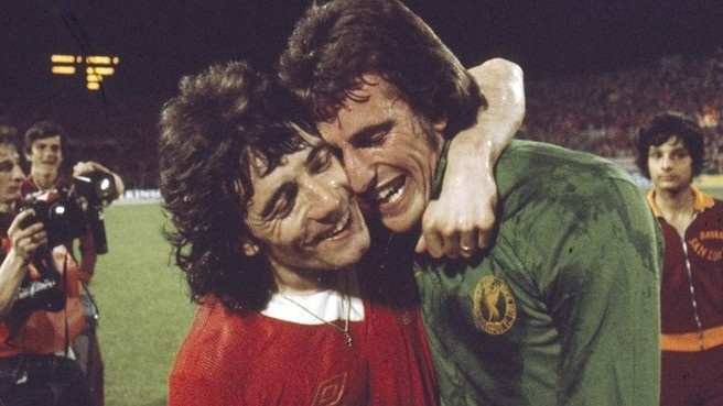 liverpool fc 1977