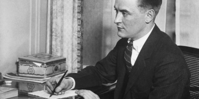 fitzgerald writing