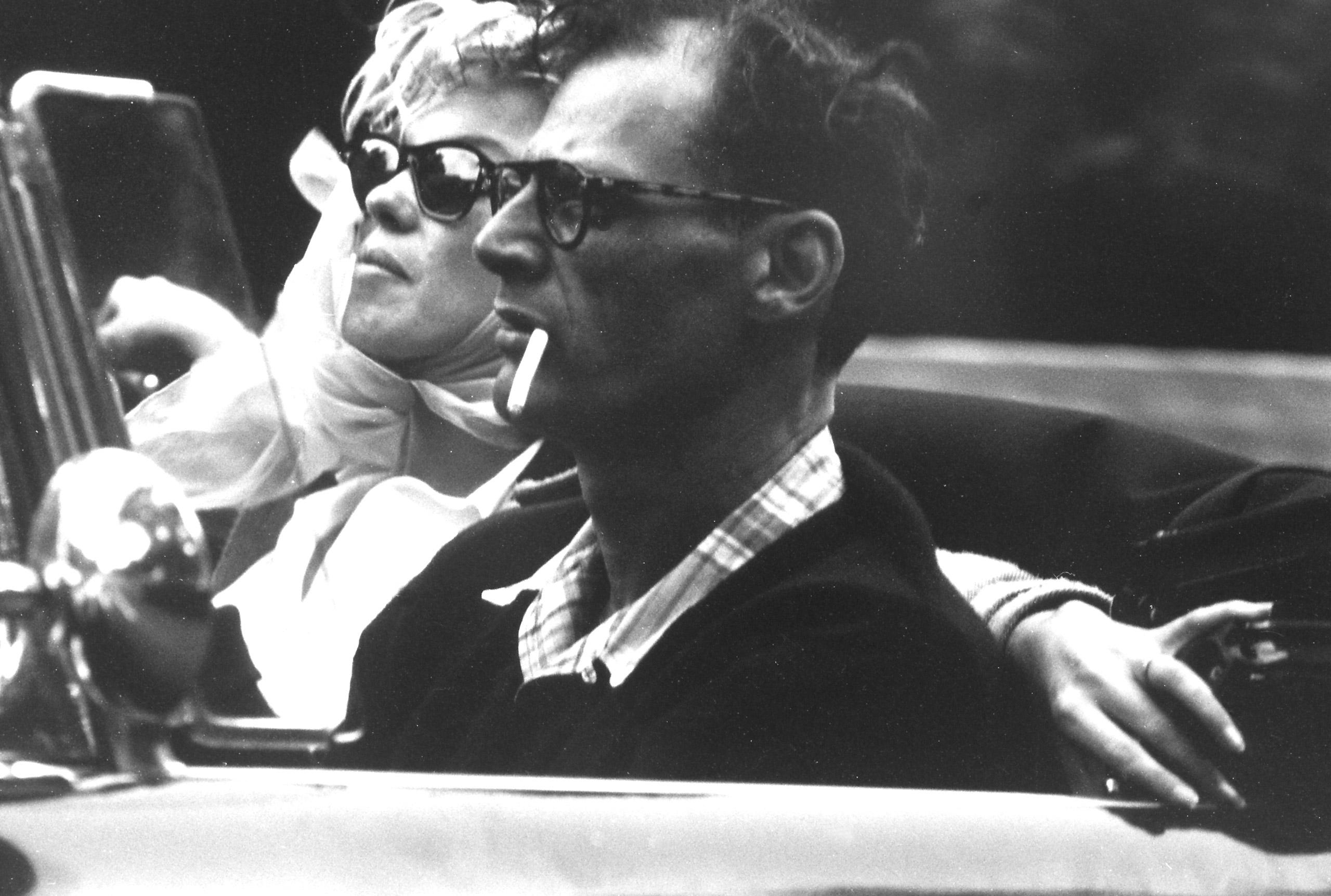 Greene, Monroe, & Miller On The Road